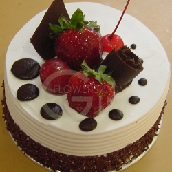GFP0162M-300gm Dreamy M Birthday Cake