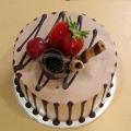 GFP0179-300gm Dreamy H Birthday Cake
