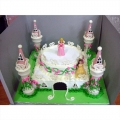 OC0192-My Fair Princess Cake