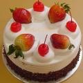 GFP0266-300gm Birthday Cake