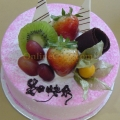 GFP0269-300gm Birthday Cake