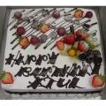 OC1149-Square Cake