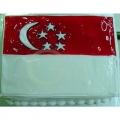 AC1151-Singapore Flag Cake