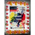 OC1152-Photo Magazine Design Cake
