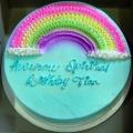 OC1155-Rainbow Cake