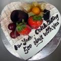 OC1159-Solo Heart Cake