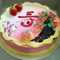 OC1163-Shou Zi Cake