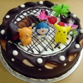 OC1178-Cartoon Cake