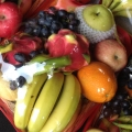 QF0869-fresh fruits basket