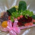flower&cake,flower&fruit