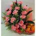 QF1142-Carnation Arrangement
