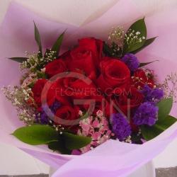 QF1144-Roses Bouquet