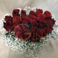 QF1148-Roses Heart shaped Design