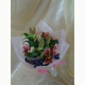QF1151-Lilies Bouquet