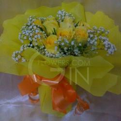QF1154-Roses Bouquet