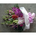 QF1189-mix orchid bouquet