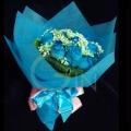 QF1200-roses bouquet