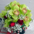 QF1204-bridal bouquet