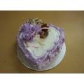 OC0002-Anniversary Heart Lover Cake