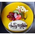 OC0008-Mango Mousse Cake
