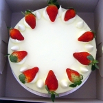 GF0128-Fresh Durian Cake